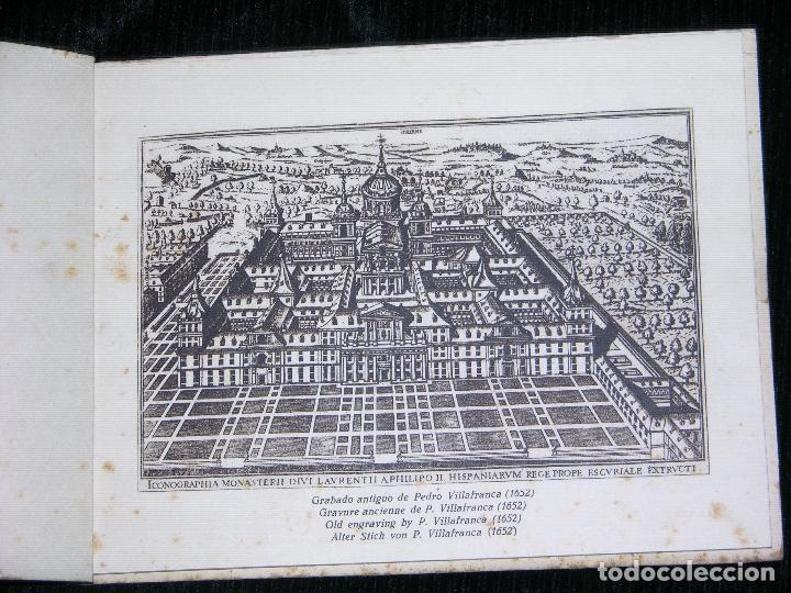 Libros antiguos: F1 MONASTERIO DE ESCORIAL - Foto 26 - 116436887