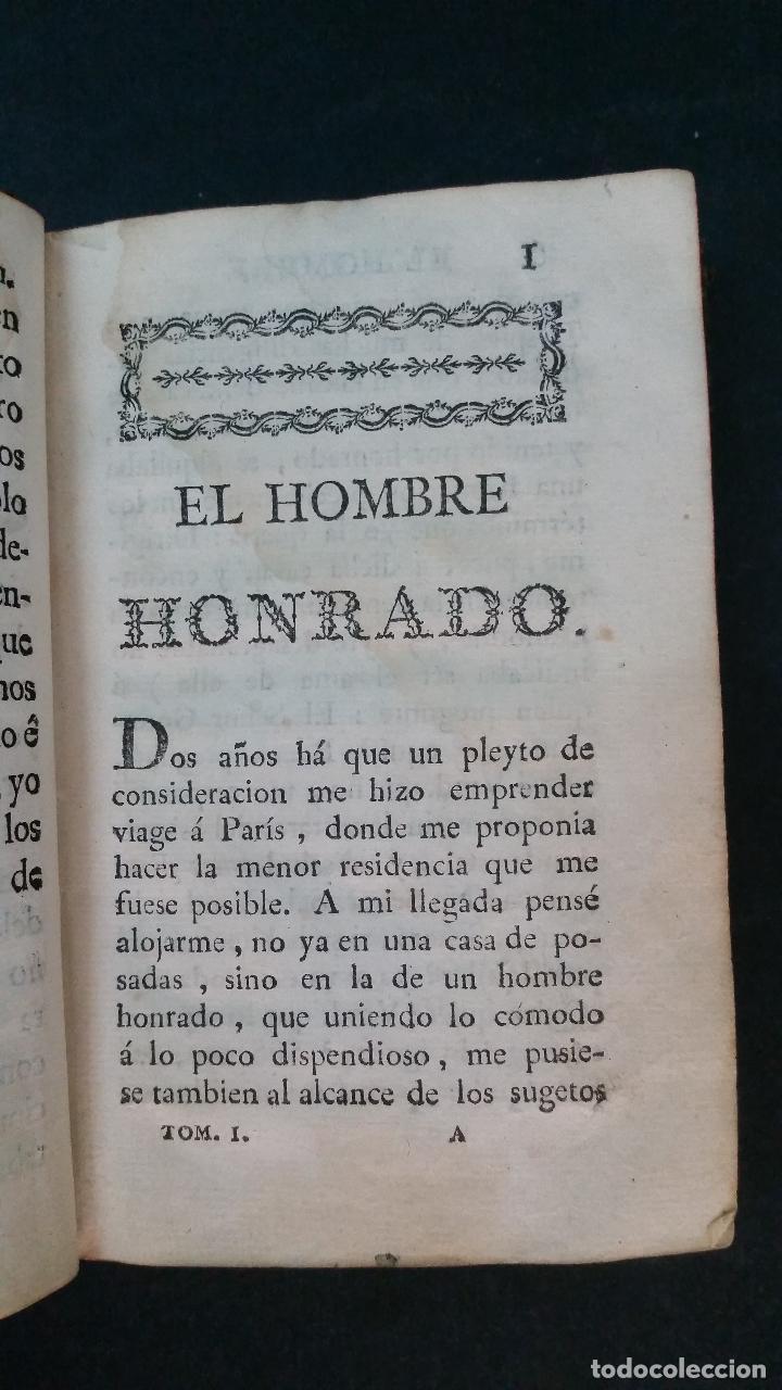 Libros antiguos: 1792 - MAYDIEU - EL HOMBRE HONRADO - 2 TOMOS, COMPLETO - Foto 4 - 116507839
