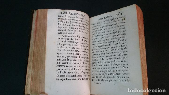 Libros antiguos: 1792 - MAYDIEU - EL HOMBRE HONRADO - 2 TOMOS, COMPLETO - Foto 5 - 116507839