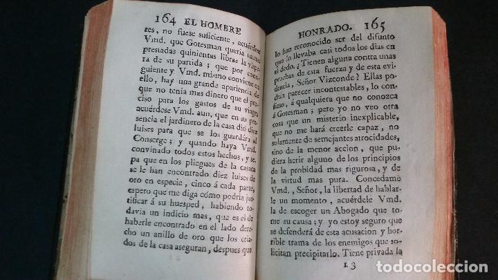 Libros antiguos: 1792 - MAYDIEU - EL HOMBRE HONRADO - 2 TOMOS, COMPLETO - Foto 9 - 116507839