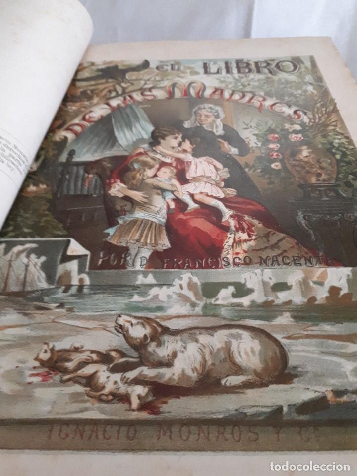 Libros antiguos: El libro de las madres. 2 tomos - Foto 3 - 116517975