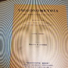 Libros antiguos: TRIGONOMETRÍA - JOSE NEIRA FRANCÉS - INSTITUTO REUS 1933. Lote 116548067
