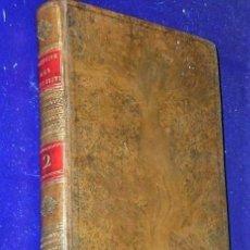Libros antiguos: HISTOIRE DES INQUISITIONS RELIGIEUSES D' ITALIE, D' ESPAGNE ET DE PORTUGAL. TOME SECOND. Lote 116608171