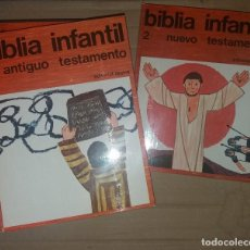 Libros antiguos: BIBLIA INFANTIL. Lote 116708875