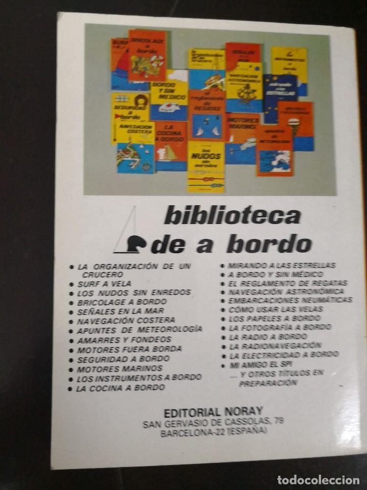 Libros antiguos: ABC DEL BUCEO. ASENSI, J. M. Noray, 1º edición 1984. Rustica ilustrado, 96 Págs. 19 x 13 CMS. BUEN E - Foto 3 - 116975699