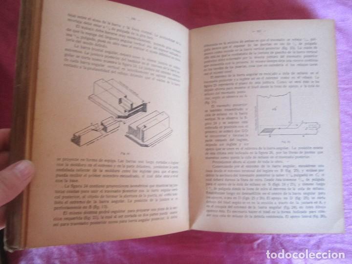 Libros antiguos: MANUAL DE CARPINTERÍA MODERNA - F.T. HODGSON 600 GRABADOS 1914 - Foto 5 - 116995827
