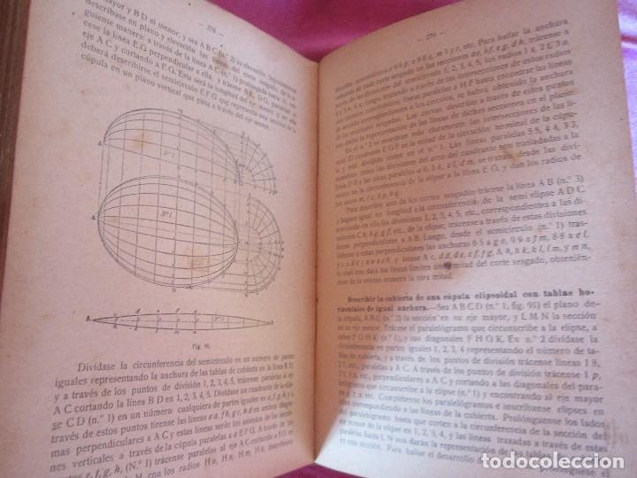 Libros antiguos: MANUAL DE CARPINTERÍA MODERNA - F.T. HODGSON 600 GRABADOS 1914 - Foto 15 - 116995827