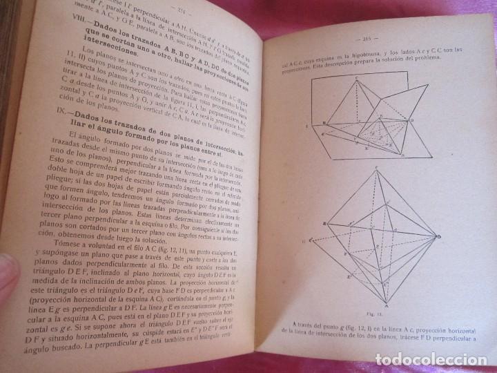 Libros antiguos: MANUAL DE CARPINTERÍA MODERNA - F.T. HODGSON 600 GRABADOS 1914 - Foto 16 - 116995827