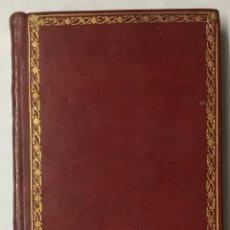 Libros antiguos: REGLA DE LA ORDEN DE LA CABALLERIA DE SANTIAGO, CON NOTAS SOBRE ALGUNOS DE SUS CAPITULOS Y UN APENDI. Lote 114797703
