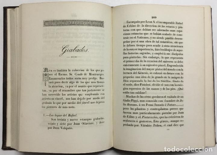 Libros antiguos: NOTICIA DE LOS MUSEOS DEL SEÑOR CARDENAL DESPUIG EXISTENTES EN MALLORCA. - BOVER, Joaquín María. - Foto 6 - 114797999