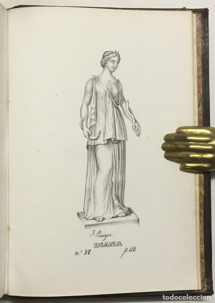 Libros antiguos: NOTICIA DE LOS MUSEOS DEL SEÑOR CARDENAL DESPUIG EXISTENTES EN MALLORCA. - BOVER, Joaquín María. - Foto 17 - 114797999