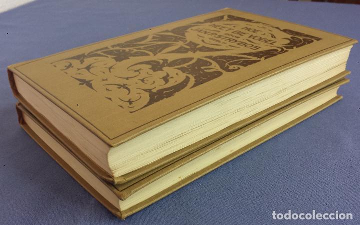 Libros antiguos: Libro holandes, Hoe heet die Vogel, Jan P. Strybos, 2 libros (cada uno con 110 imagenes), 1927 - Foto 3 - 117242231