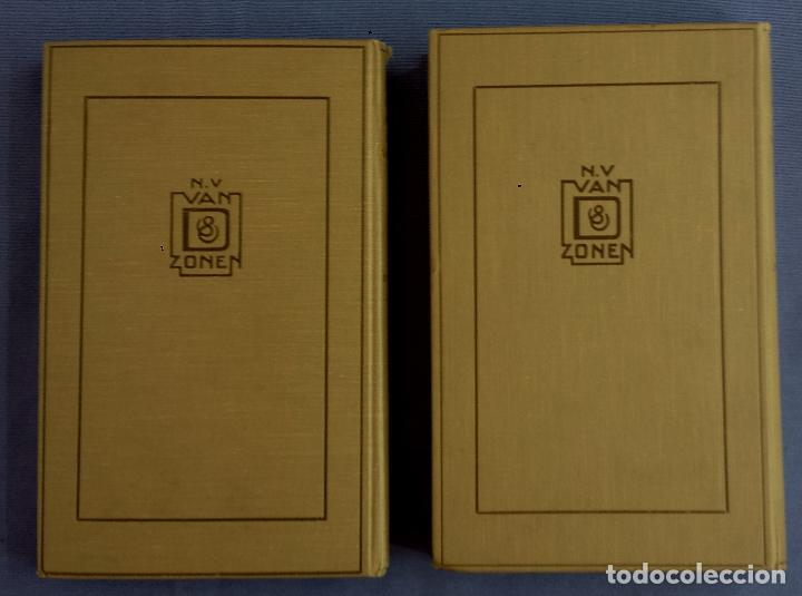 Libros antiguos: Libro holandes, Hoe heet die Vogel, Jan P. Strybos, 2 libros (cada uno con 110 imagenes), 1927 - Foto 4 - 117242231