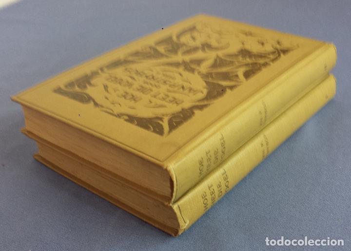 Libros antiguos: Libro holandes, Hoe heet die Vogel, Jan P. Strybos, 2 libros (cada uno con 110 imagenes), 1927 - Foto 5 - 117242231