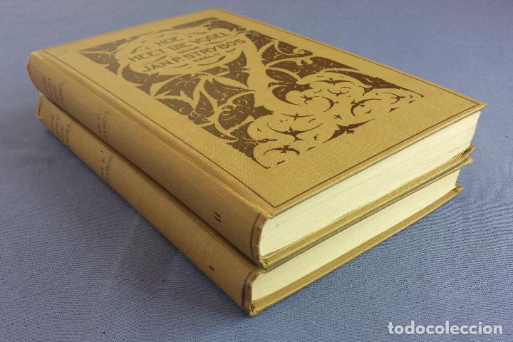 Libros antiguos: Libro holandes, Hoe heet die Vogel, Jan P. Strybos, 2 libros (cada uno con 110 imagenes), 1927 - Foto 7 - 117242231