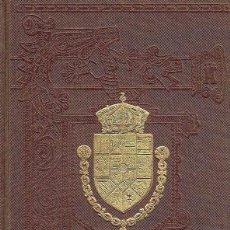 Alte Bücher - Historia General de España, tomo 5 (V). Años 1350 a 1419 Modesto Lafuente. - 117293275