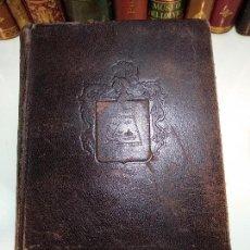 Libros antiguos: DOCTRINA Y ORATORIA - OBRAS COMPLETAS TOMO V - JOSE MARÍA PEMÁN - ESCELICER - MADRID - 1953 -. Lote 117413251