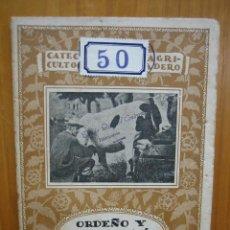 Libros antiguos: CATECISMO DEL AGRICULTOR Y GANADERO. CALPE. ORDEÑO Y CONSERVACIÓN DE LA LECHE. Lote 117424167