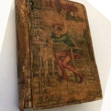 Libros antiguos: MINI LIBRO QUIJOTE.CALLEJA.AÑO1900. Lote 117436887