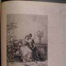 Libros antiguos: HALEVY, LUDOVIC: L'ABBE CONSTANTIN. ILLUSTRÉ PAR MADAME MADELEINE LEMAIRE. 1887 ED. NUMERADA . Lote 117474683