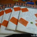 Libros antiguos: LA PERFECTA COCINERA, ENCICLOPEDIA COCINA FAMILIAR ECONOMICA, 4 NUMEROS 10,11,12,13 SEPTIMA EDICION. Lote 117503951