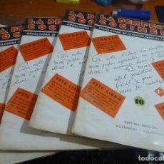 Alte Bücher - la perfecta cocinera, enciclopedia cocina familiar economica, 4 numeros 10,11,12,13 septima edicion - 117503951