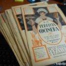Libros antiguos: LA PERFECTA COCINERA, ENCICLOPEDIA COCINA FAMILIAR ECONOMICA, 32 NUMEROS. Lote 117504619