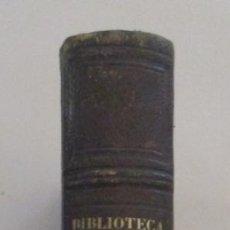 Libros antiguos: OBRAS DE FRAY LUIS DE GRANADA - BIBLIOTECA DE AUTORES ESPAÑOLES - AÑO 1852. Lote 117508427