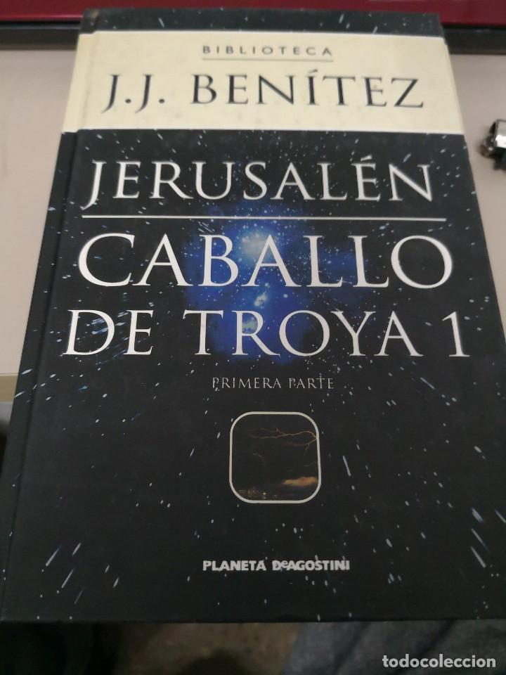 JERUSALÉN, CABALLO DE TROYA 1, ED. PLANETA (Libros Antiguos, Raros y Curiosos - Ciencias, Manuales y Oficios - Otros)