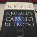 Libros antiguos: JERUSALÉN, CABALLO DE TROYA 1, ED. PLANETA. Lote 117562231