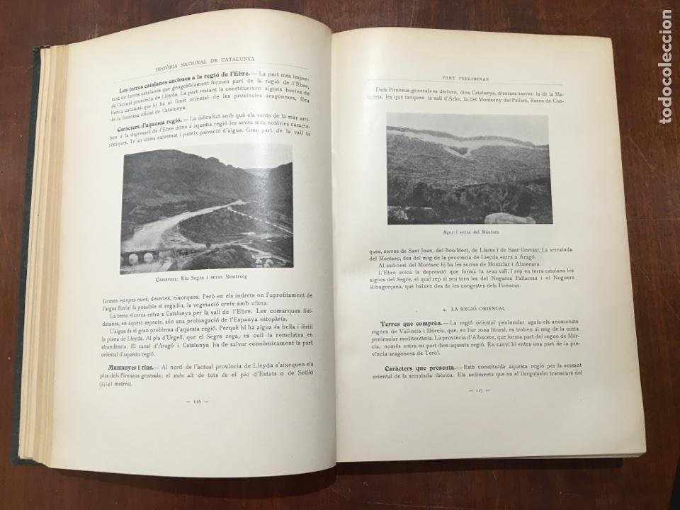 Libros antiguos: HISTÒRIA NACIONAL DE CATALUNYA - A. ROVIRA I VIRGILI (1922-1934) - Foto 4 - 117639531