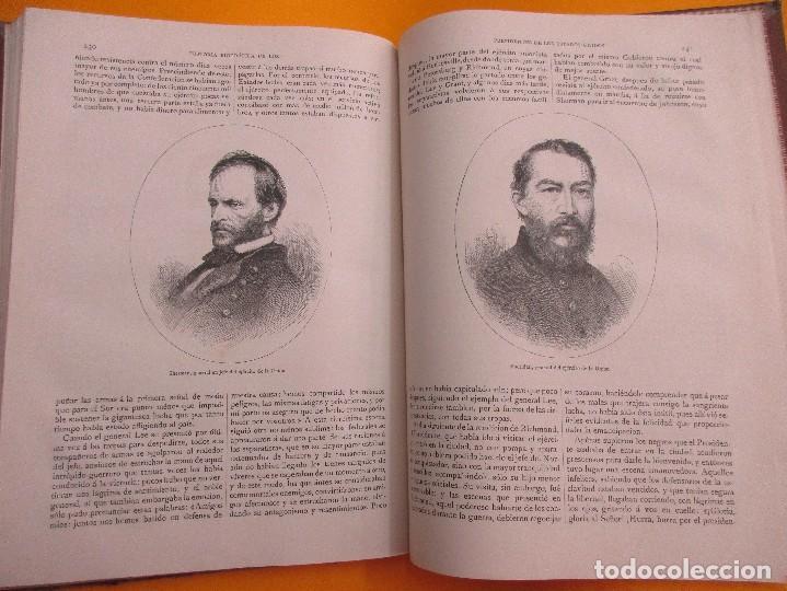 Libros antiguos: HISTORIA BIOGRÁFICA DE LOS PRESIDENTES DE LOS ESTADOS UNIDOS.E. L. DE VERNEUILL. 1885. 289 PÁGINAS. - Foto 4 - 117641615