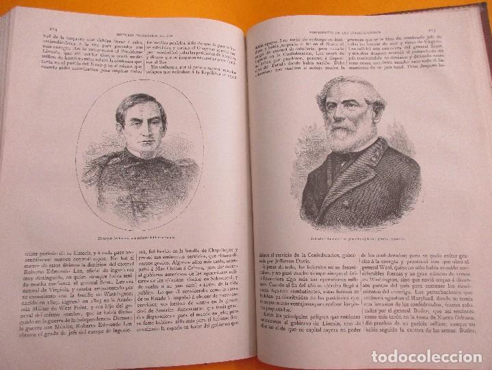 Libros antiguos: HISTORIA BIOGRÁFICA DE LOS PRESIDENTES DE LOS ESTADOS UNIDOS.E. L. DE VERNEUILL. 1885. 289 PÁGINAS. - Foto 5 - 117641615