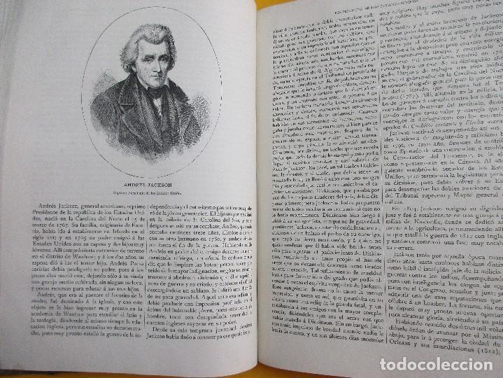 Libros antiguos: HISTORIA BIOGRÁFICA DE LOS PRESIDENTES DE LOS ESTADOS UNIDOS.E. L. DE VERNEUILL. 1885. 289 PÁGINAS. - Foto 6 - 117641615