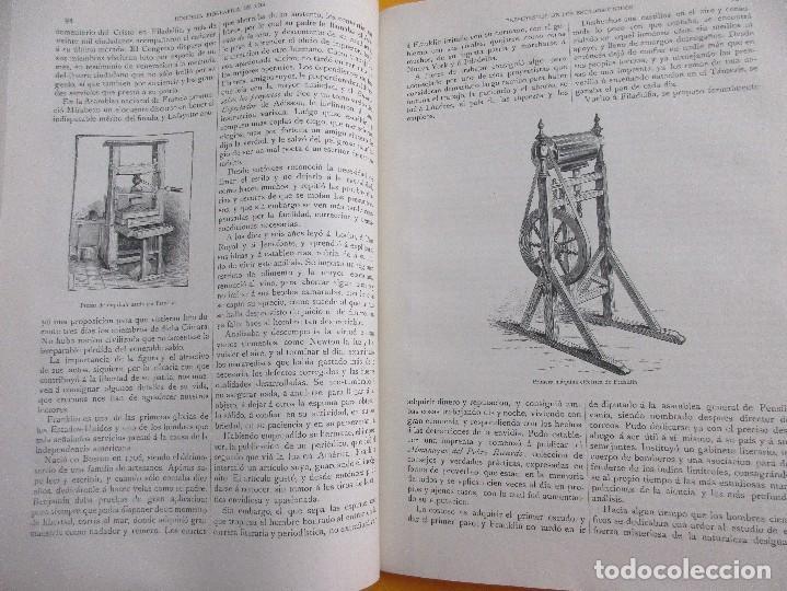 Libros antiguos: HISTORIA BIOGRÁFICA DE LOS PRESIDENTES DE LOS ESTADOS UNIDOS.E. L. DE VERNEUILL. 1885. 289 PÁGINAS. - Foto 7 - 117641615