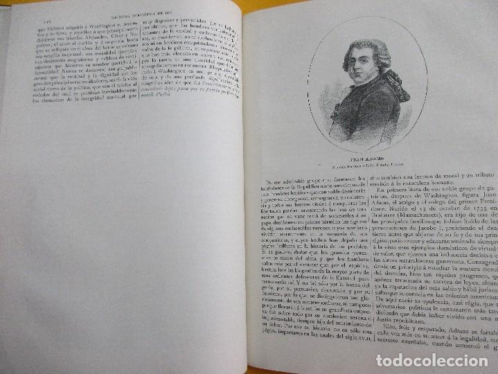 Libros antiguos: HISTORIA BIOGRÁFICA DE LOS PRESIDENTES DE LOS ESTADOS UNIDOS.E. L. DE VERNEUILL. 1885. 289 PÁGINAS. - Foto 8 - 117641615