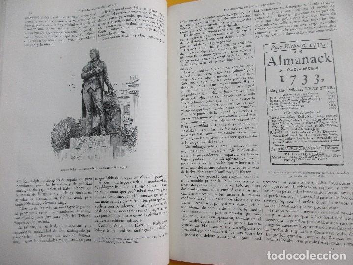Libros antiguos: HISTORIA BIOGRÁFICA DE LOS PRESIDENTES DE LOS ESTADOS UNIDOS.E. L. DE VERNEUILL. 1885. 289 PÁGINAS. - Foto 9 - 117641615