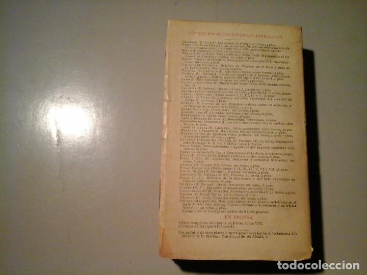 Libros antiguos: ALONSO DE PALENCIA. CRÓNICA DE ENRIQUE IV. TRAD: PAZ Y MELIA. TOMO I. 1ª EDICIÓN 1904. RARO. - Foto 3 - 117685915
