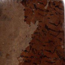 Libros antiguos: ESCUELA DE COSTUMBRES O REFLEXIONES MORALES E HISTÓRICAS... D. IGNACIO GARCÍA MALO. TOMO TERCERO.. Lote 117706887