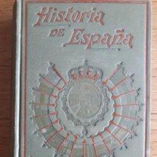 Libros antiguos: HISTORIA DE ESPAÑA Y DE LAS REPÚBLICAS LATINO AMERICANAS TOMO 3 / ALFREDO OPISSO / EDI. GALLACH. Lote 117721815