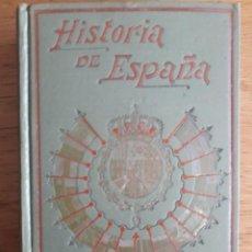 Libros antiguos: HISTORIA DE ESPAÑA Y DE LAS REPÚBLICAS LATINO AMERICANAS TOMO 6 / ALFREDO OPISSO / EDI. GALLACH. Lote 117722071