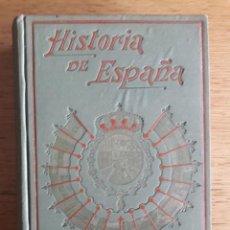 Libros antiguos: HISTORIA DE ESPAÑA Y DE LAS REPÚBLICAS LATINO AMERICANAS TOMO 8 / ALFREDO OPISSO / EDI. GALLACH. Lote 117722443
