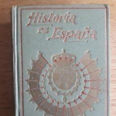 Libros antiguos: HISTORIA DE ESPAÑA Y DE LAS REPÚBLICAS LATINO AMERICANAS TOMO 10 / ALFREDO OPISSO / EDI. GALLACH. Lote 117722855