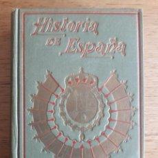 Libros antiguos: HISTORIA DE ESPAÑA Y DE LAS REPÚBLICAS LATINO AMERICANAS TOMO 22 / ALFREDO OPISSO / EDI. GALLACH. Lote 117726163