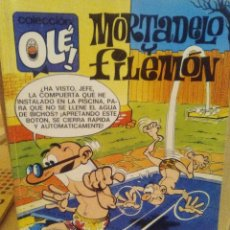 Libros antiguos: TEBEO MORTADELO Y FILEMÓN. Lote 117756035