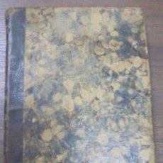 Libros antiguos: LOS DRAMAS DESCONOCIDOS. POR FEDERICO SOULIE. TRADUCIDA AL CASTELLANO. TOMO I. 1846.. Lote 117812339