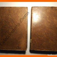 Libros antiguos: COMPENDIO DE HISTORIA ECLESIASTICA GENERAL .- 2 TOMOS - FRANCISCO DE ASIS AGUILAR (1898). Lote 117883783