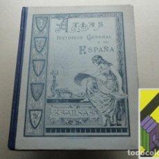 Libros antiguos: SALINAS BELLVER, SALVADOR: ATLAS HISTÓRICO GENERAL Y DE ESPAÑA. Lote 117907539