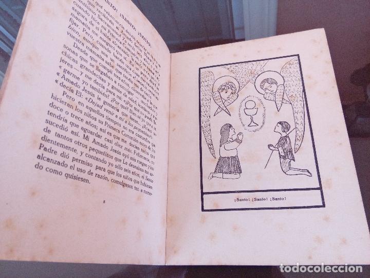 Libros antiguos: muy raro - libreto el libro de betty para los niños de la primera comunion 1920 - ver fotos - Foto 5 - 117917583