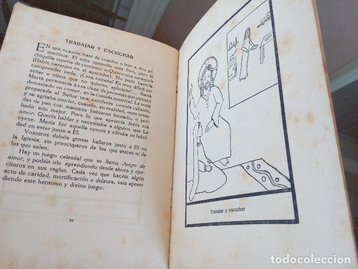 Libros antiguos: muy raro - libreto el libro de betty para los niños de la primera comunion 1920 - ver fotos - Foto 6 - 117917583